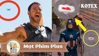 Cười Ngoác Mồm Trước 6 Lỗi Sai Hài Hước Ngớ Ngẩn Phim Bom Tấn Hay Nhất | 6 Funniest Movie Mistakes
