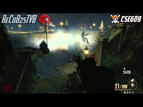 Truco Black Ops 2 Zombies BURIED Barrera Invencible en el Laberinto con la Trampa - By CSE & ReCoB