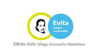 Natación adaptada Juegos Evita 2020
