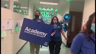 Academy Sports Baseline Elementary Award