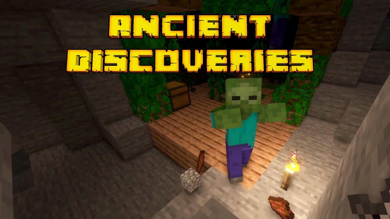 Minecraft Ancient Discoveries 03| Dschungelcamp - Einer gegen Alle! | Gameplay Deutsch thumbnail
