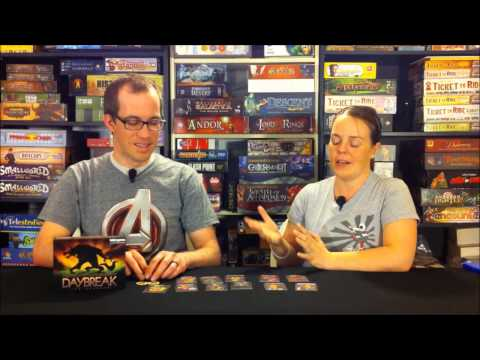 One Night Ultimate Werewolf Daybreak - A Forensic Gameology Review