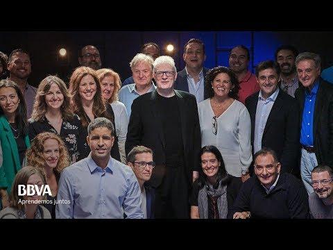 """Version Completa. """"Enseñar es un arte"""". Ken Robinson, educador y escritor."""