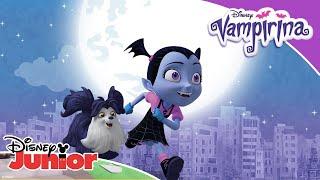 Day Of The Dead Music Video   Vampirina   Disney Junior Africa