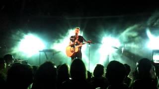 Asaf Avidan - A Ghost Before The Wall - Live @ Hurshata 12/07/12