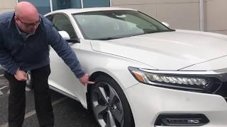 2019 Honda Accord Touring - what I love about this car | walk around by Joel at Pohanka Honda