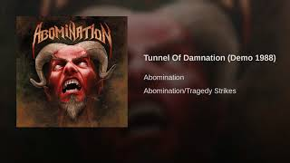 Tunnel Of Damnation (Demo 1988)