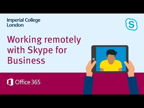 Skype for Business | Administration and support services | Imperial