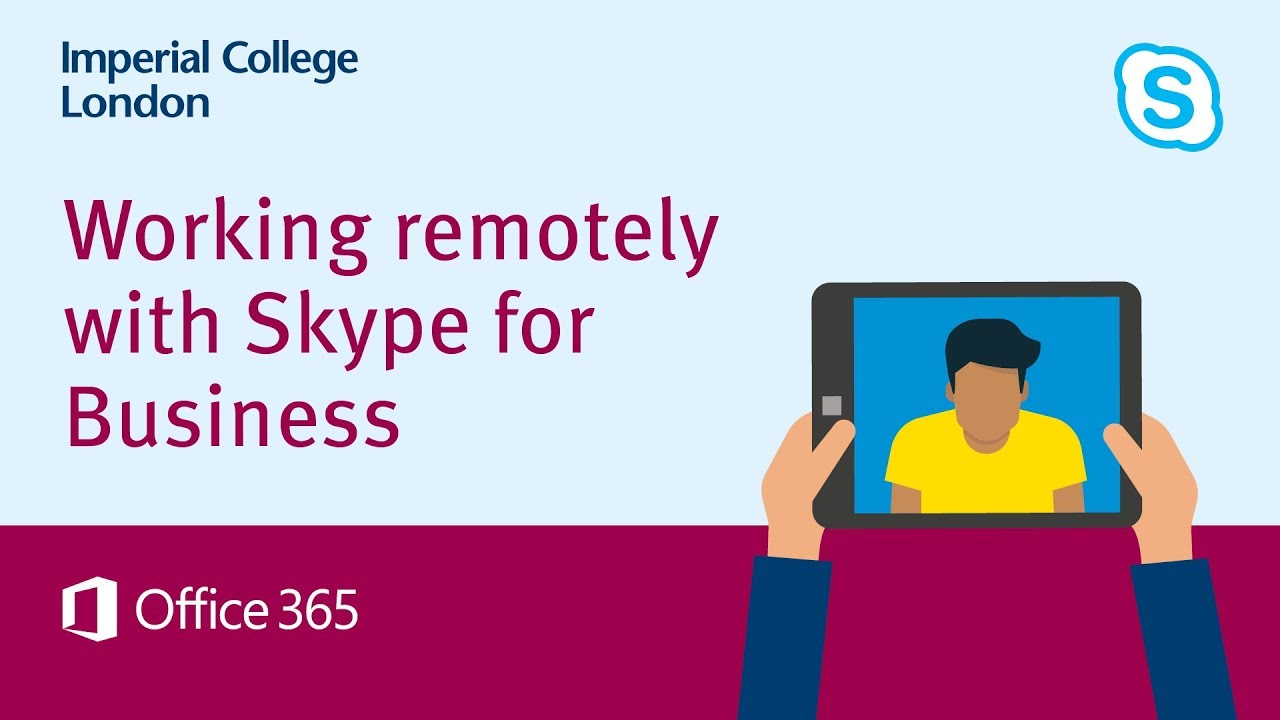 A quick guide on using instant messaging, voice and video calls, desktop sharing and scheduling Skype meetings via Outlook