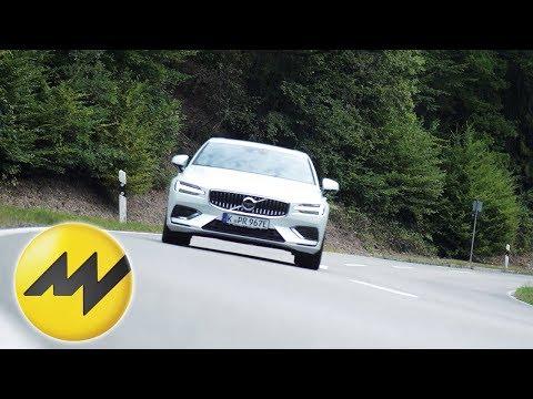 Volvo S60 T4 / T8 | Verbrauchstest Benziner vs. Hybrid | Motorvision