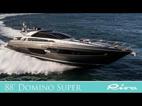 Riva 88' Domino Super video