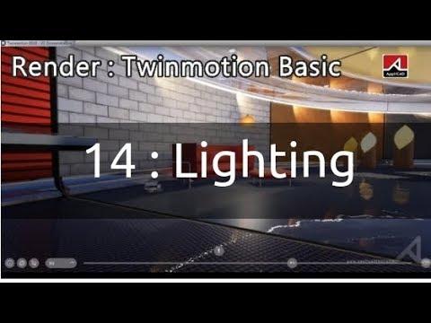 SPEED BUILD 15 - LIVING ROOM (TWINMOTION 2019 RENDER + PHOTOSHOP CC