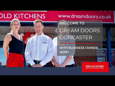 Doncaster & Armthorpe Kitchen Showroom video