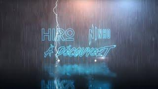 Hiro Feat. Ninho   À Découvert (lyrics Video)