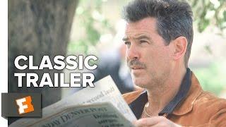 The Matador (2005) Official Trailer #1 - Pierce Brosnan Movie HD