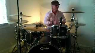 WHEN IT COMES TO LOVE - FOREIGNER - DRUM COVER BY BRUCE DRUEY