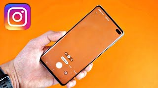 Samsung Galaxy S10 Instagram Mode Review - GAME CHANGER!