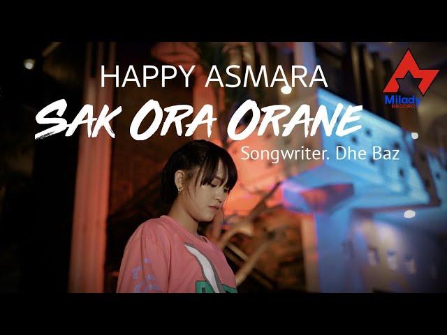 Happy Asmara - Sak Ora Orane [OFFICIAL]