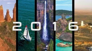 BEST DRONE FOOTAGE OF 2016 IN 4K | DJI PHANTOM 4