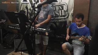 Shaman - Here I Am (Cover Banda Cibelle) highlights ensaio