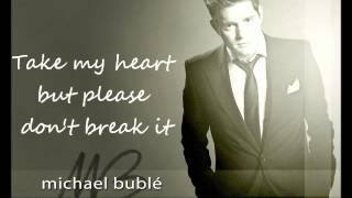 L.O.V.E.   Michael Buble