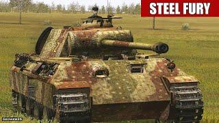 "Steel Fury Kharkov 1942 Steel Beast Campaign ""Advance"" Panzer V Panther ausf. A Tank Simulator"