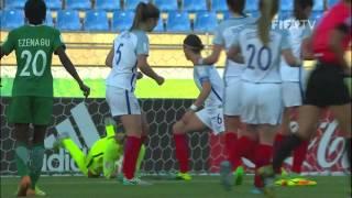 Nigeria v England – FIFA U17 Women's World Cup Jordan 2016