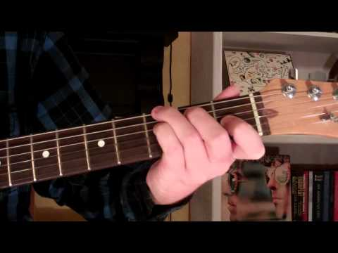 How To Play the G7-9 Chord On Guitar (G 7th minor 9th)