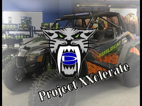 2018 Arctic Cat Wildcat XX in Bismarck, North Dakota - Video 1