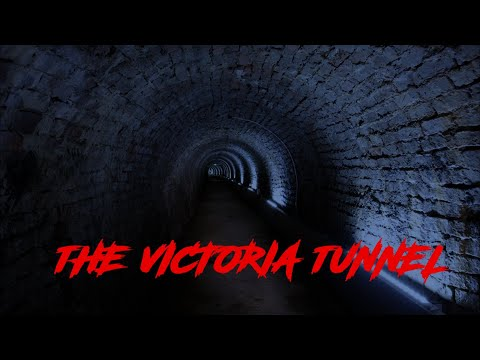 Investigating The Haunted The Victoria Tunnel