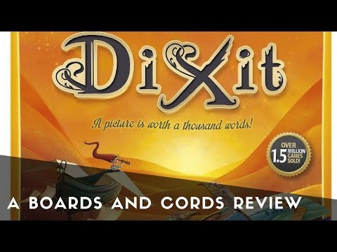 How to Play Dixit Card Game [B&C Review 003]