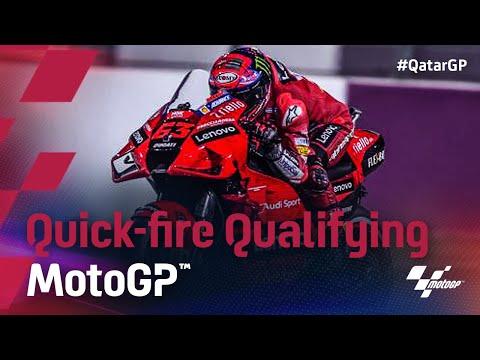 中上貴晶は11番手 MotoGP 2021 第1戦カタールGP 予選のハイライト動画