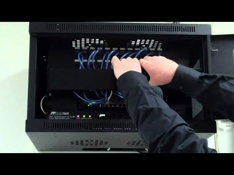 🌐 UnBoxing and Network Rack Installation 🌐 6U Rack Mount🌐 #Westech-IT