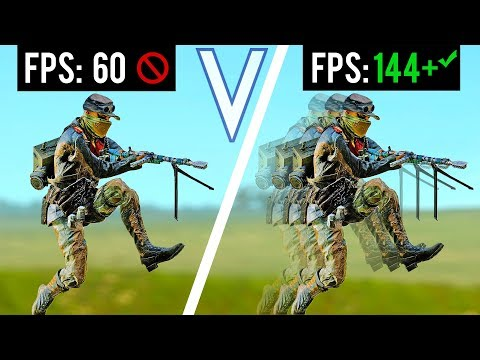 Download Download 60hz Vs 144hz Vs 240hz Comparison In Full