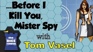 ...Before I Kill You, Mr Spy Review - with Tom Vasel