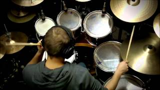 4 Lyn -  Lyn Drum Cover 2011