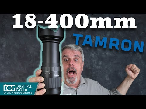 TAMRON 18-400mm Review | BEST Ultra Zoom Telephoto Lens?