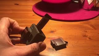 GoPro Rechargeable Battery f. HERO7 Black HERO6 Black HERO5 Black HERO 2018 unboxing and instruction