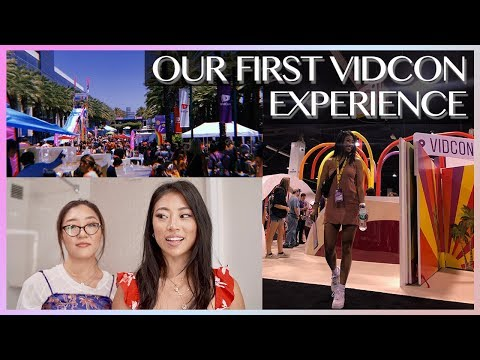 MY FIRST VIDCON 2019 – My Experience and Why I'm Not Coming Back