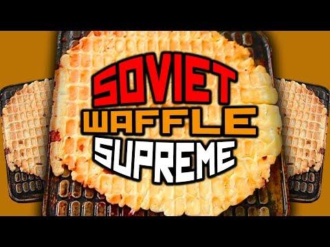 Vaření s Borisem: Vafle