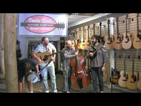 "Live From Castle Creek Guitars, ""Simpler Times"", Part One, July 2012"