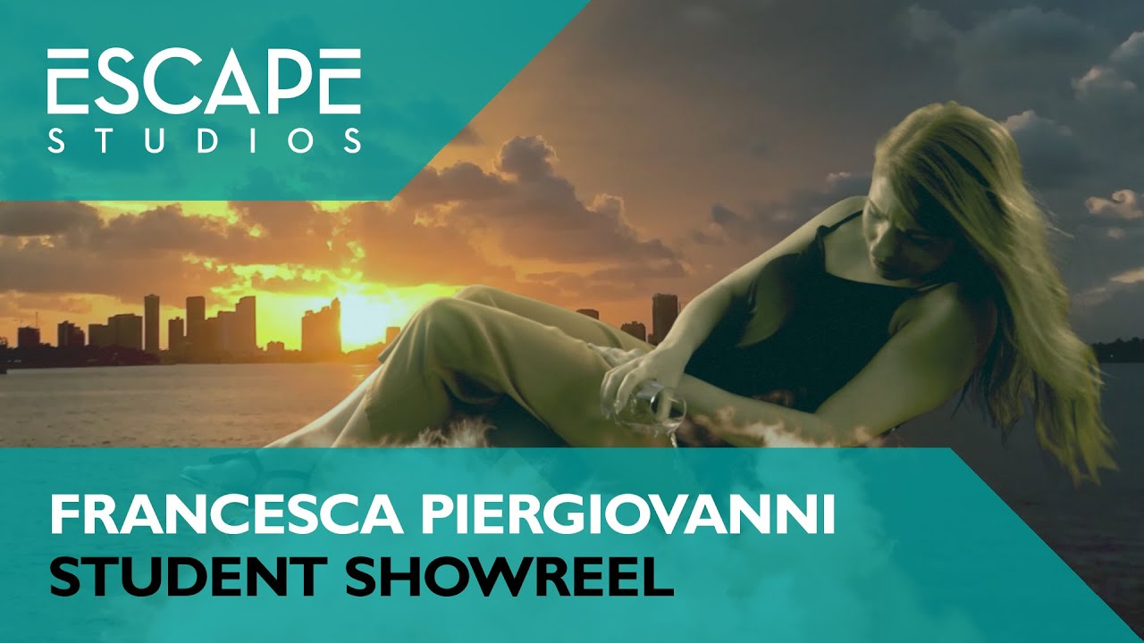 Escapee Showreels: Francesca Piergiovanni