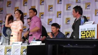 Almost Human: Karl Urban Comic Con 2013 [4]