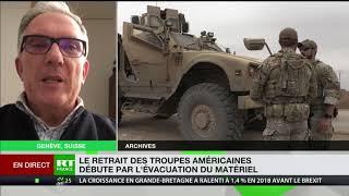 Syrie : «Les Etats-Unis ont choisi de ne plus dominer le monde dans sa totalité»