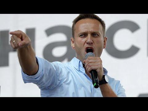 Reizfigur Navalny: