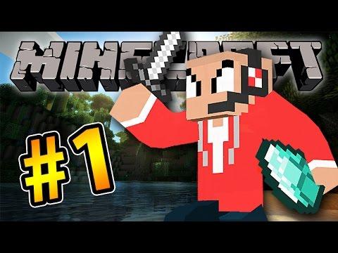 【Ep.01】兩年前的約定|Minecraft 1.8.8 生存|勇者鬥惡龍 Reboot (видео)