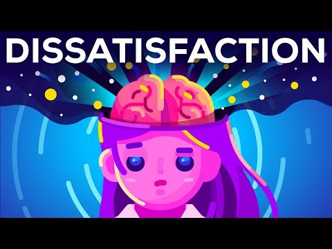 An Antidote to Dissatisfaction - Kurzgesagt