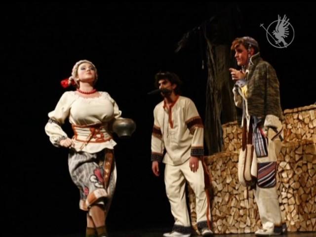 Драмтеатр привіз нагороди з міжнародного фестивалю «Слов'янські театральні зустрічі»