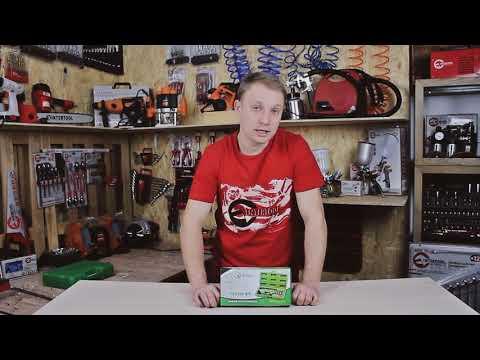 INTERTOOL ET-6036 Видеообзор