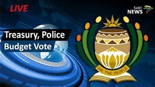 Treasury, Police budget vote, 23 May 2017